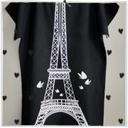 Our Eiffel Tower Dress is a 'must' for Paulette magazine  http://www.zazazou.com/fr/robe/3-robe-eiffel.html