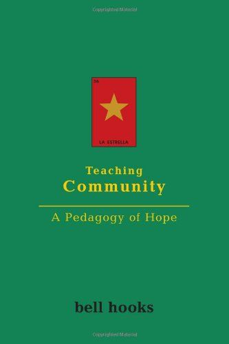 81 best books images on pinterest books to read libros and big books teaching community a pedagogy of hope fandeluxe Choice Image