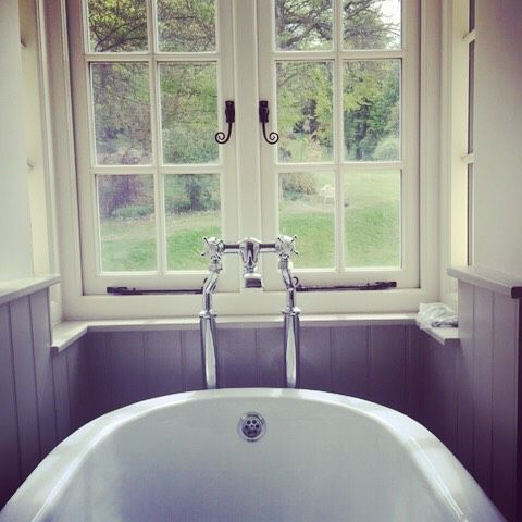 A great project by our engineer Chris coming to completion. #bathroom #installation #Hampshire