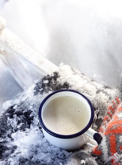 Weißer Chai-Kakao Rezept - [ESSEN UND TRINKEN]