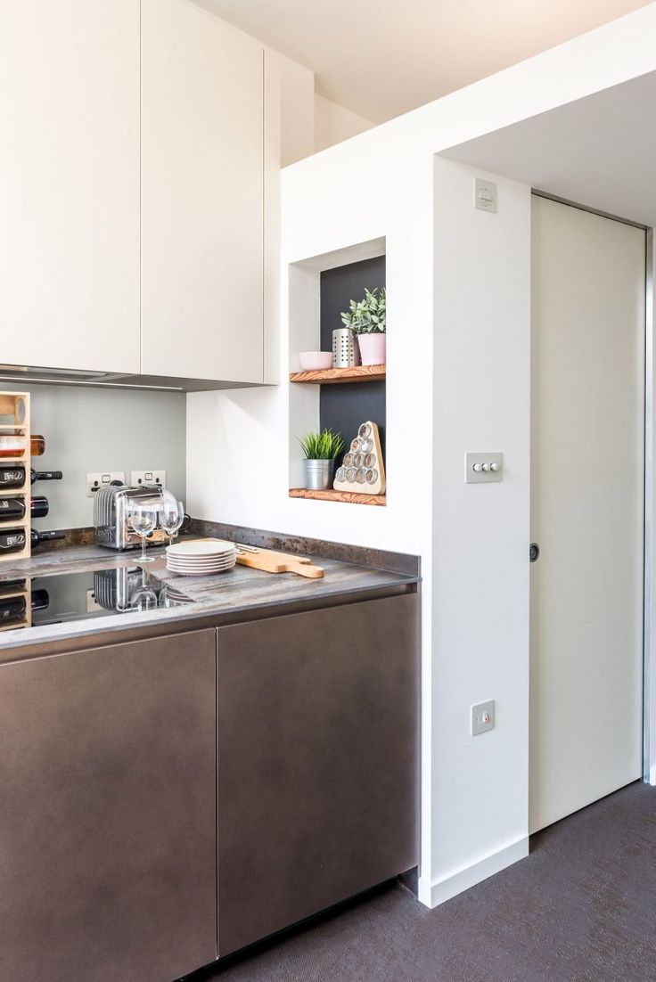 As property prices skyrocket, smaller, more adaptable apartments such as this one are increasingly in demand from city dwellers and are cropping up all around the world