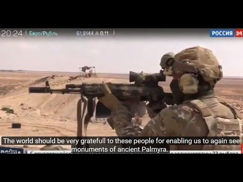 The Liberation of Palmyra: Watch Russian Special Forces Turn ISIS Into Mush (VIDEO)