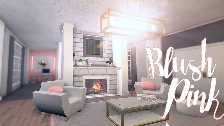 Aesthetic Bloxburg Big Living Room Ideas Homyracks