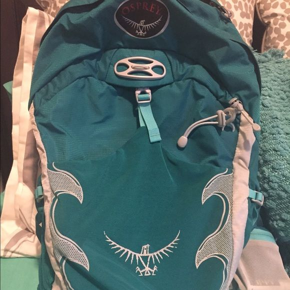 Osprey backpack Used once. Looks brand new. Tempest 20 Osprey Bags Backpacks