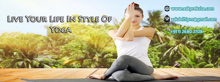 Join our free sessions of Yoga and Pranayam @ Adhyatm Sadhna Kendra, Chhattarpur, Delhi Website: www.askpreksha.com