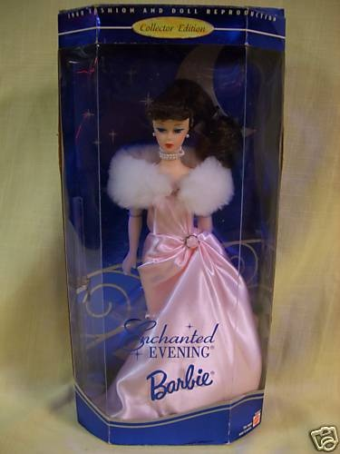 Barbie Enchanted Evening 1960 Reproduction Collectors Doll ~ HAVE