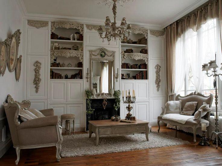 la maison boudoir  | Une nouvelle séance photo Glamour dans une maison esprit boudoir à ...