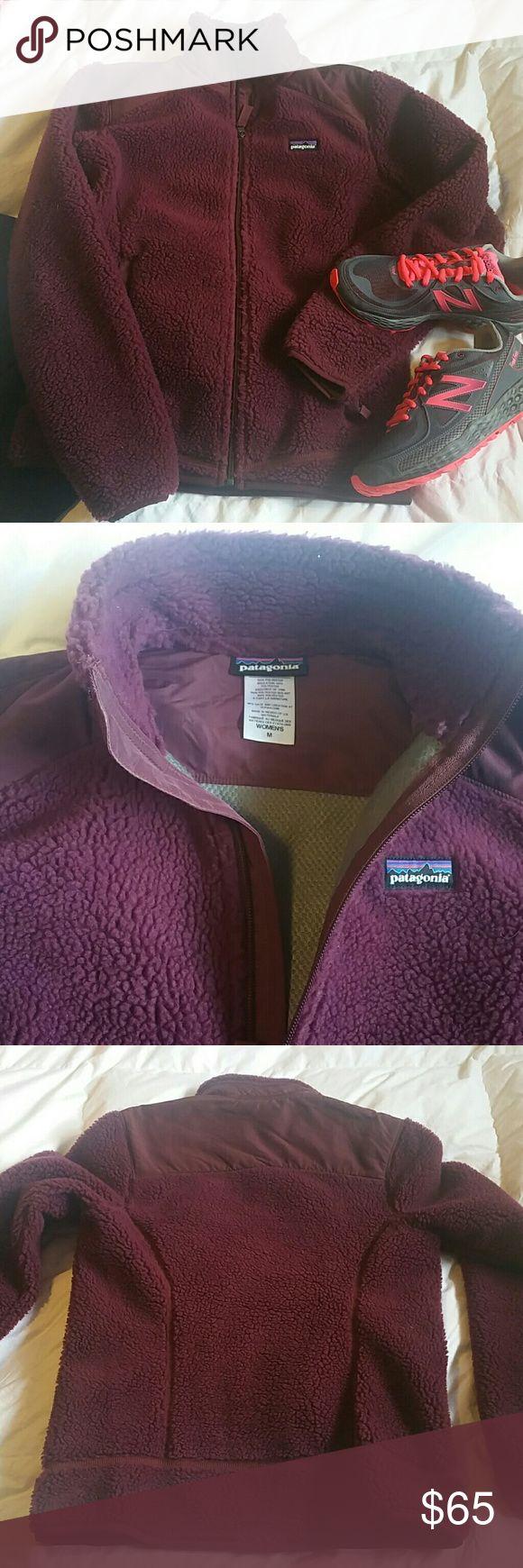 Patagonia Synchilla jacket Patagonia Synchilla jacket women's size medium, worn once! Patagonia Jackets & Coats