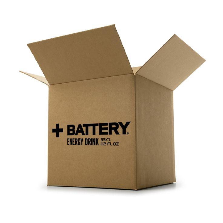 Battery Energy Drink - Taster Pack