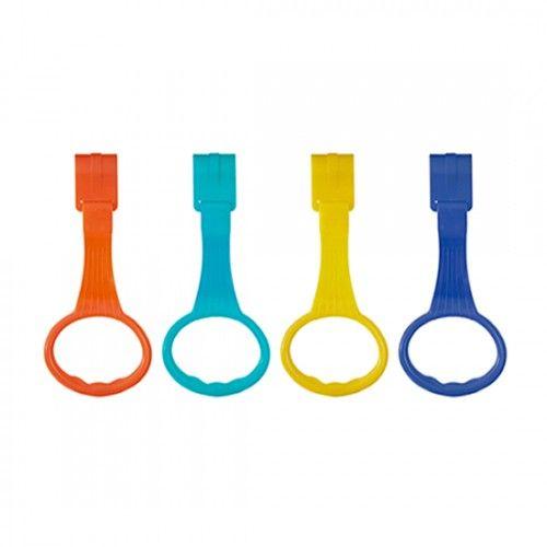 Pack de 4 anillas de colores para la cuna MS