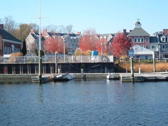 Milford, Connecticut.  My oldest son used to work in Milford,  He really misses Connecticut!