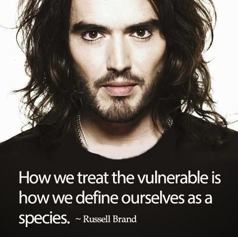 Time for a Much-Needed Spiritual Revolution: Russell Brand. {Brilliantly Inspirational Video} | elephant journal