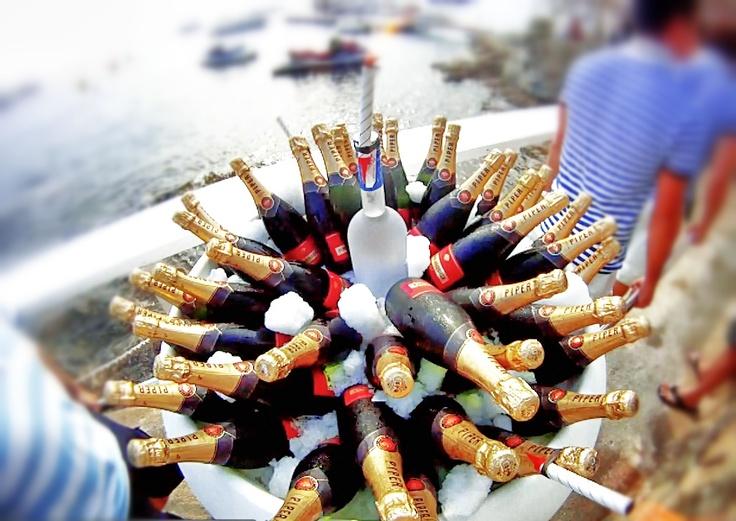 La Piscina de Champagne
