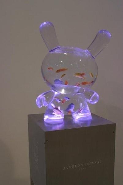 Dunny Purple Fish Tank - Love!!