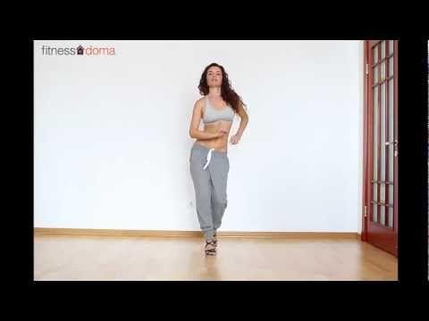 Сальса, базовые шаги - YouTube