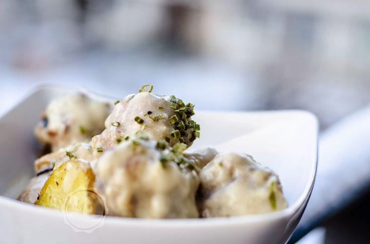 Švédské masové kuličky ~ Mangiare squisito ~ Foodblog