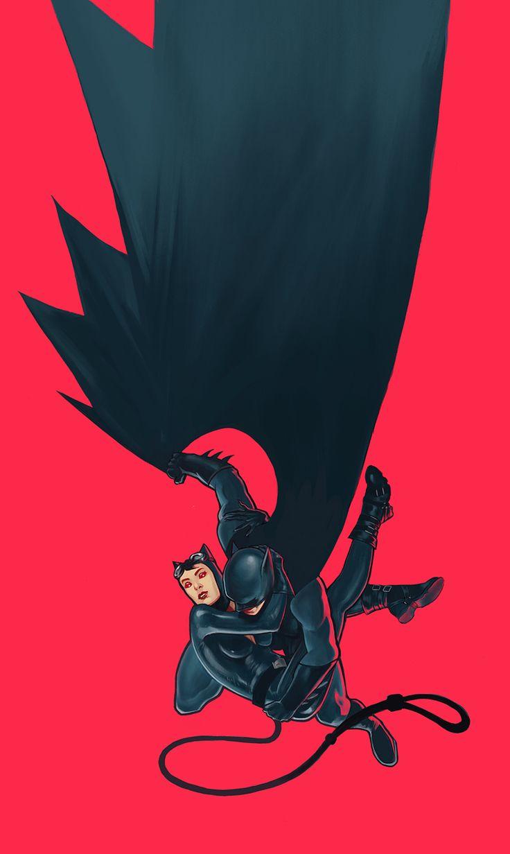 The Bat and the Cat - http://qissus.tumblr.com/