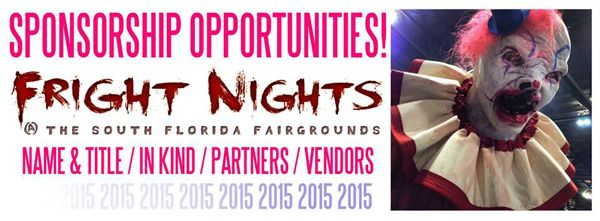 Visit FRIGHT NIGHTS the largest and scariest haunted attraction in South Florida
