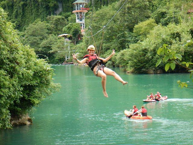 Zipline – A New Adventure Tourism Service In Vietnam