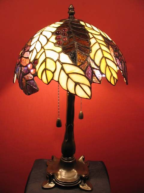 93 Best Tiffany Lamp Images On Pinterest Mosaics
