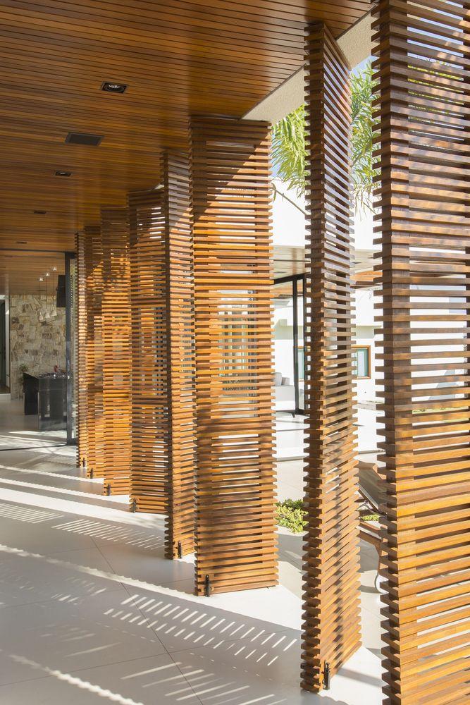 Galeria de Anexo de Lazer / CAWY Arquitetura + Carolina Ferraz + Danilo Keila - 16