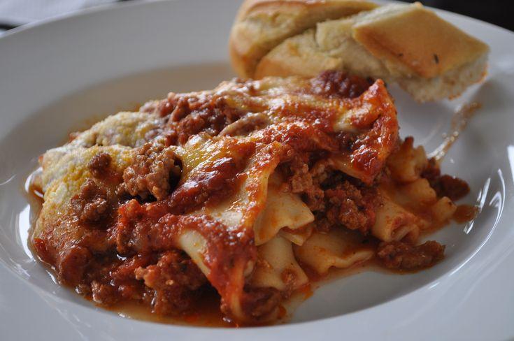 Rao's Lasagna - Frank Pellegrino's recipe