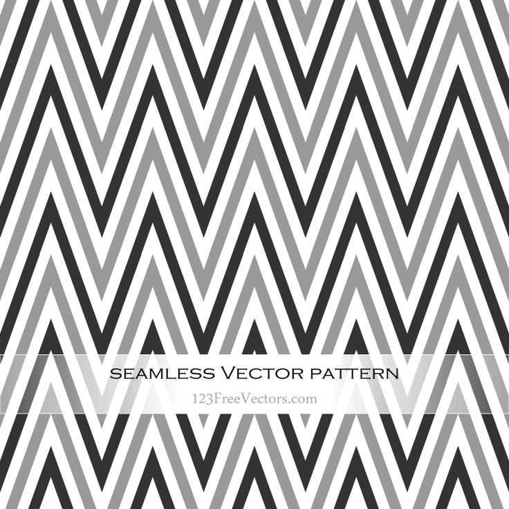 Black and Grey Chevron Pattern Background  - https://www.123freevectors.com/black-and-grey-chevron-pattern-background/