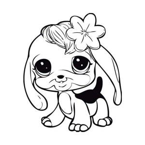 lps coloring pages horse wearing - photo#22
