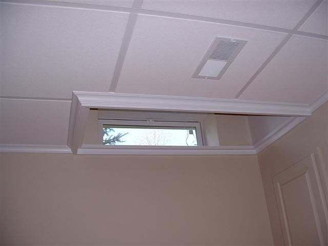 windows on pinterest traditional finished basements and ceilings