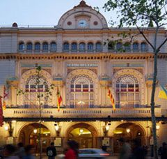 LISTEN. Barcelona's opera house, the Gran Teatre del Liceu, was founded on the Rambla in 1847 and is one of the symbols of the city. If you are not an opera fan, check their website anyway because you may also be able to enjoy other types of music there.