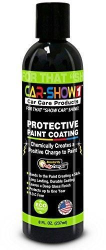 CAR-SHOW 1 Car Care Products Polymer Paint Sealant 8 Oz. - Made in USA
