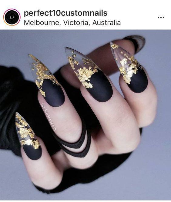 Über 70 coole Stiletto-Nagelideen, die Sie ausprobieren möchten – Makeup