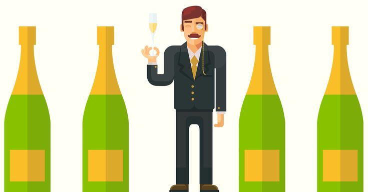 The One Percent's Favorite Champagne Brands [INFOGRAPHIC]