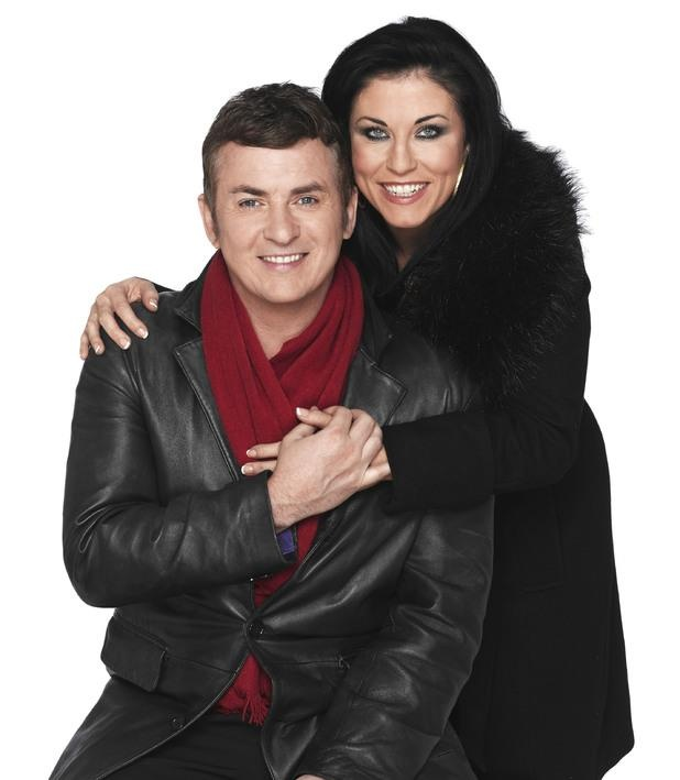 Alfie and Kat Moon played by Shane Richie and Jessie Wallace ... wish they were still together