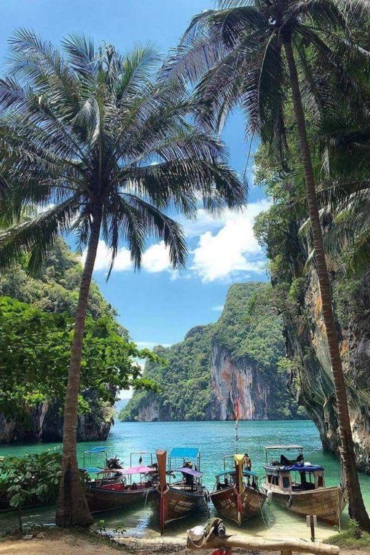 4 island tour Krabi #Thailand – Emine güven