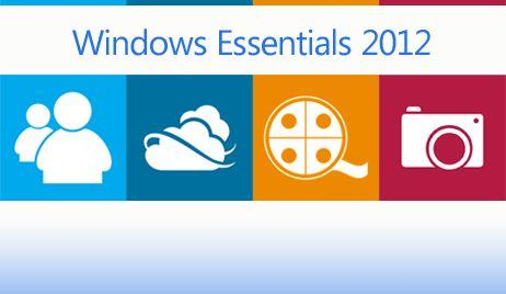 """Windows Essentials 2012 e` morto, adesso cosa fare? Windows Live Essentials 2012 era una collezione di programmi spesso scaricata per ottenere Windows Movie Maker o il """"vecchio"""" MSN Messenger.Il suo supporto e` terminato il 10 Gennaio 2017, percio` v #microsoft #windowslivemessenger"""