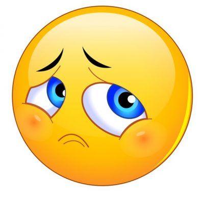 Resultado de imagen para emoji triste