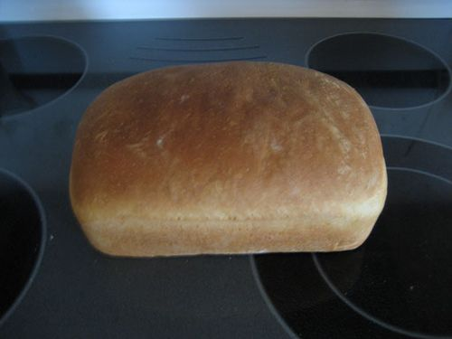 The easiest homemade loaf of bread ever...a pictured tutorial! Try making your own bread at home and you will never buy the chemically laden, tasteless balloon bread from the grocery again!
