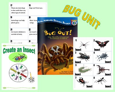 Bugs! Bugs! Bugs! -  Pinned by @PediaStaff – Please Visit http://ht.ly/63sNt for all our pediatric therapy pins