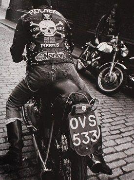 Norton Bikes.