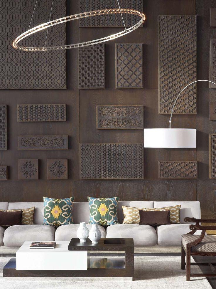 Le canapé design ou la pièce maitresse du séjour contemporain