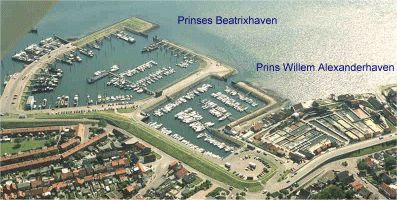 Yerseke (Zuid-Beveland) - havens