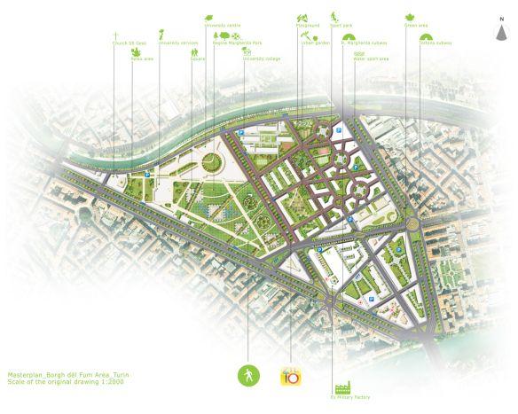 Icons  Borgh dël Fum Projects – Simone Callea   FuturesPlus: Masterplan