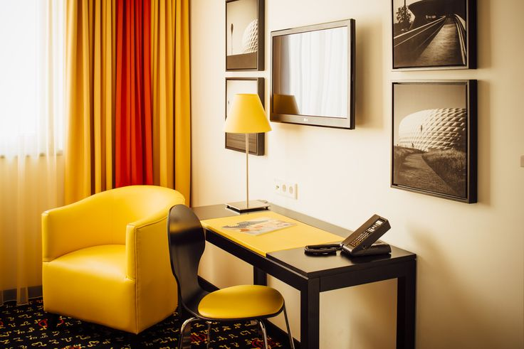 Welcome to angelo by Vienna House - the vibrant label where life is in colours! #hotellife #hoteldesign #bright #colourful #businesshotel