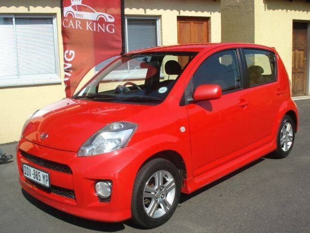 2005 daihatsu sirion 1 3 automatic related infomation specifications weili automotive network. Black Bedroom Furniture Sets. Home Design Ideas