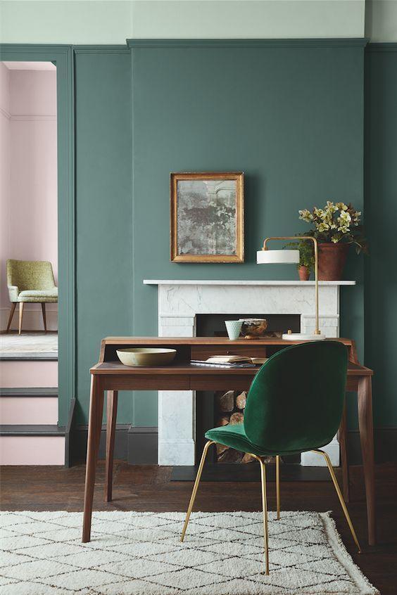 Scegliere i colori dello studio con il feng shui | arredamento ...