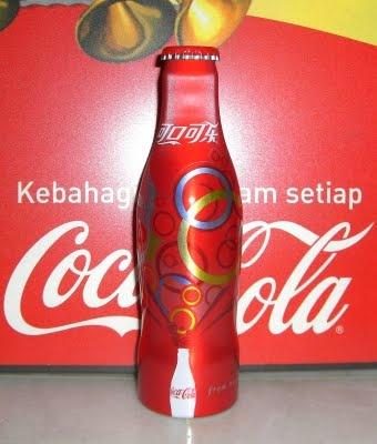 Coca Cola Mcdonald Olympic China 2008 / McDonald's Olimpíadas 2008 China