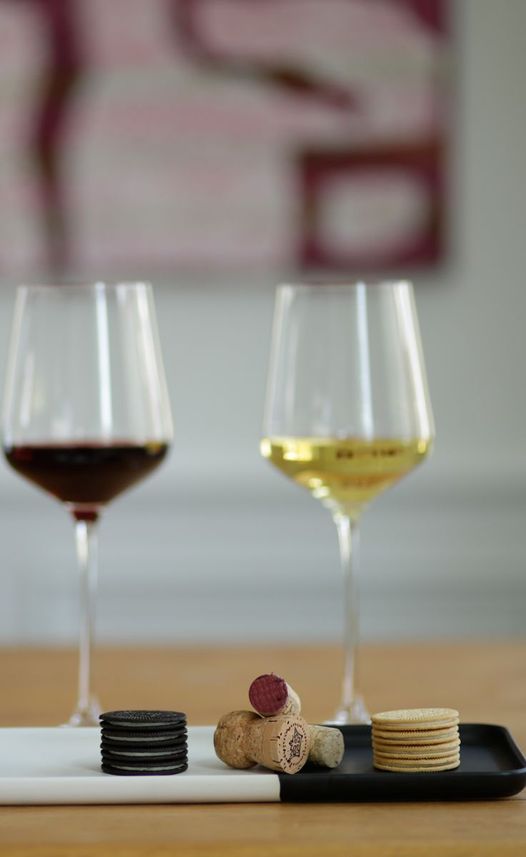 Ever wonder which wines pair best with different flavors of cookies? We taste tested for you!