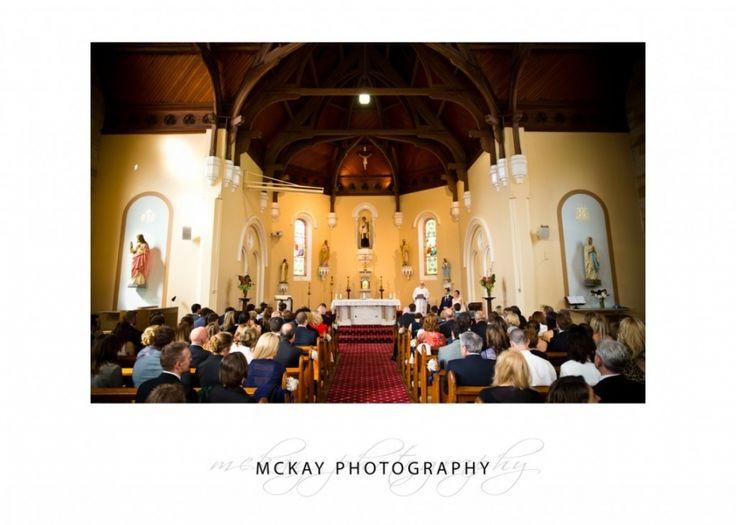 St Peter Chanel in Hunters Hill  www.mckayphotography.com.au  #mckayphotography #stpeterchanel #sydney #wedding