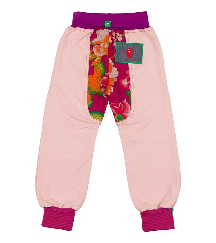 Bunchie Track Pant - Big, Oishi-m Clothing for kids, Winter Break 2016, www.oishi-m.com